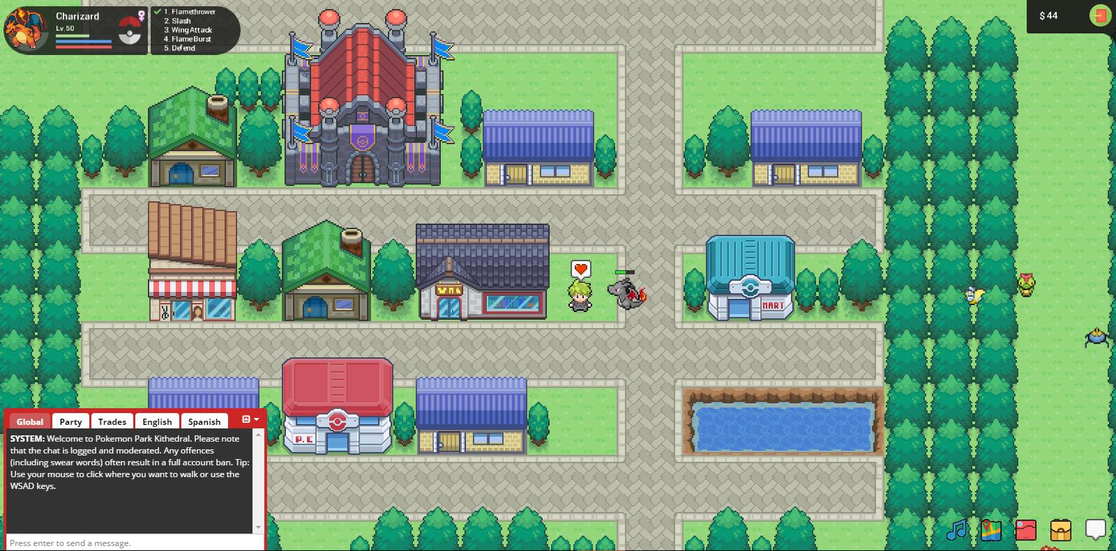 Pokemon Rise – Play Pokemon Now!